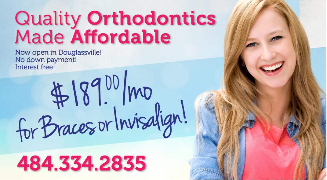 To boost your business, get a custom orthodontics postcard design.