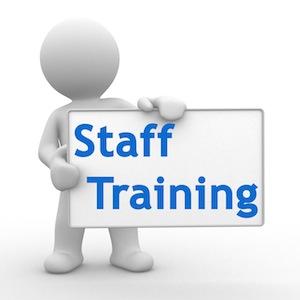 Orthodontic office staff training