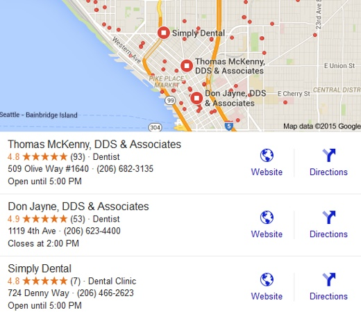 Changes to Google's Local Search What You Need to Know - Pic #1
