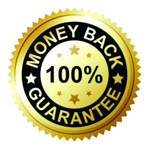 Money Back Guarantee Seal - 96528706
