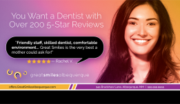 Dental Postcard Design Sample -1