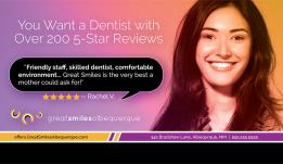 Dental Postcard Design Sample -1