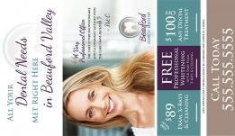 Dental Marketing Postcard – 17