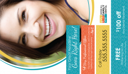 Dental Marketing Postcard Gallery – 26