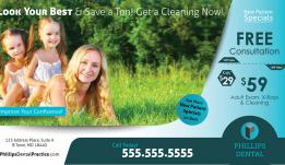 Dental Marketing Postcard Gallery – 30