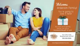 Dental Postcard Design – NM-6