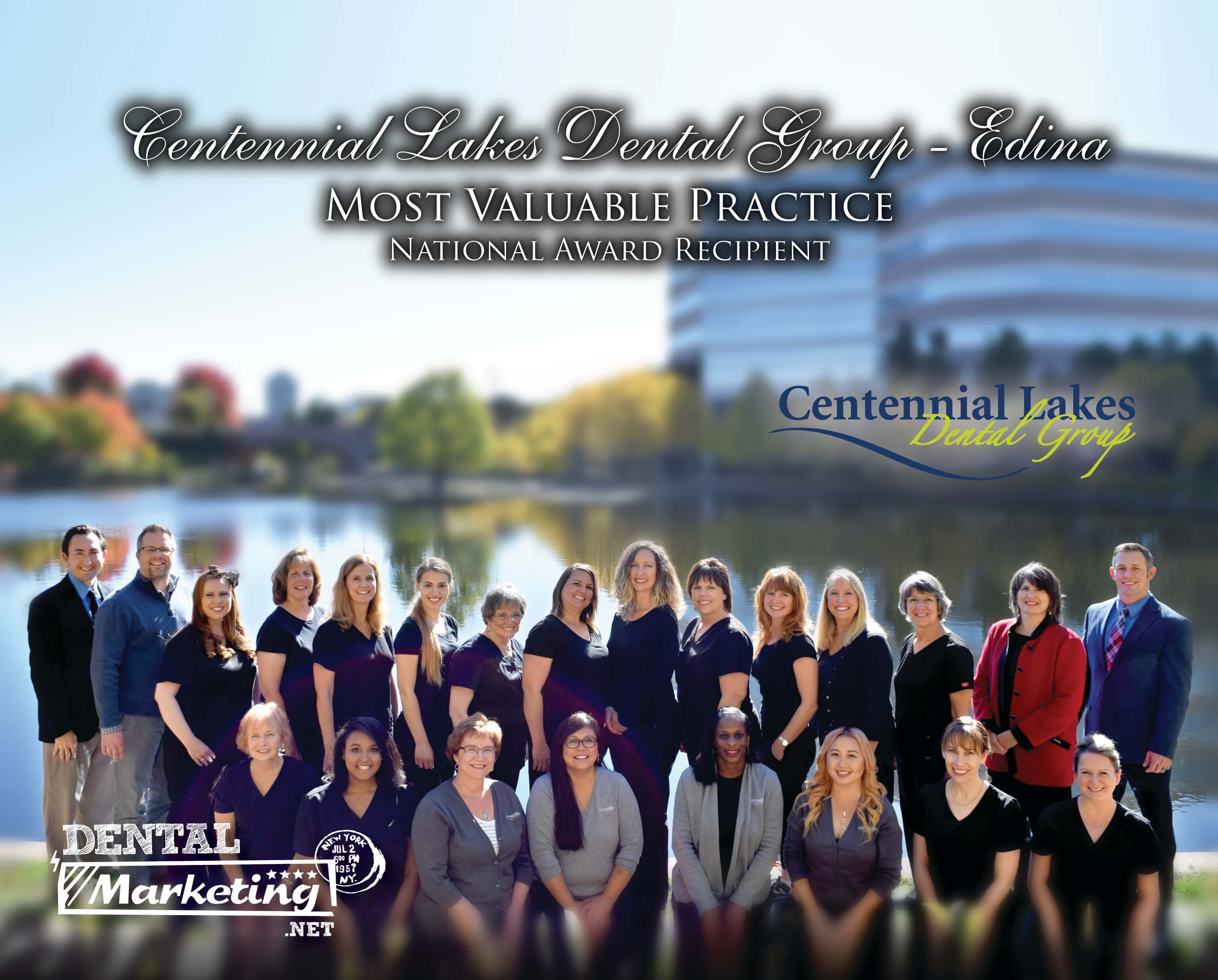 Centennial Lakes Dental Group Staff