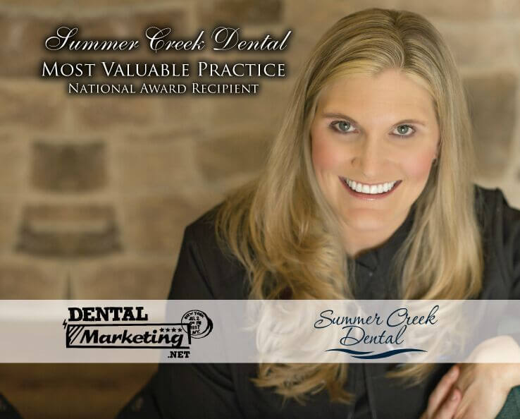 Summer Creek Dental; Dental Marketing MVP