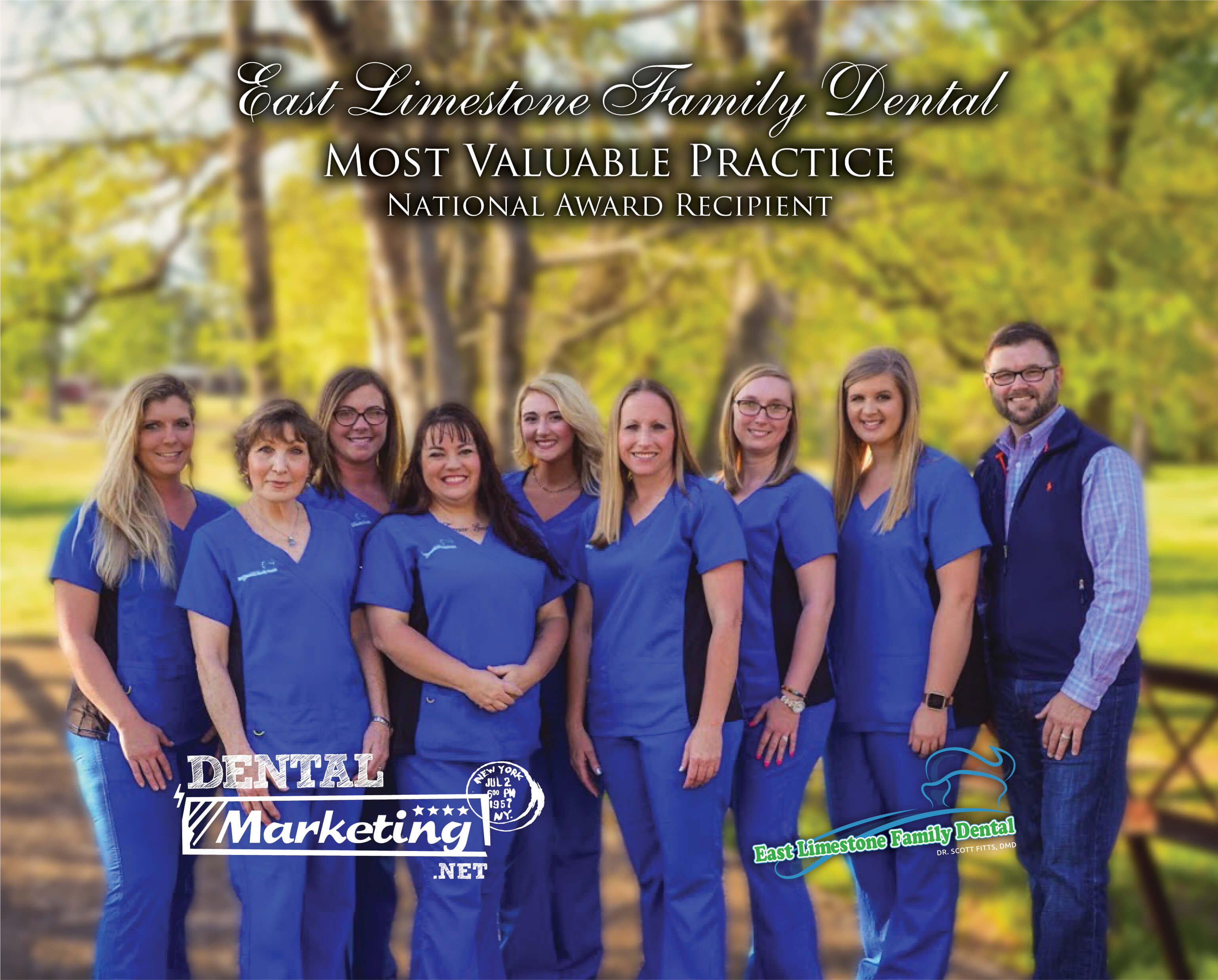 Limestone Family Dental Staff