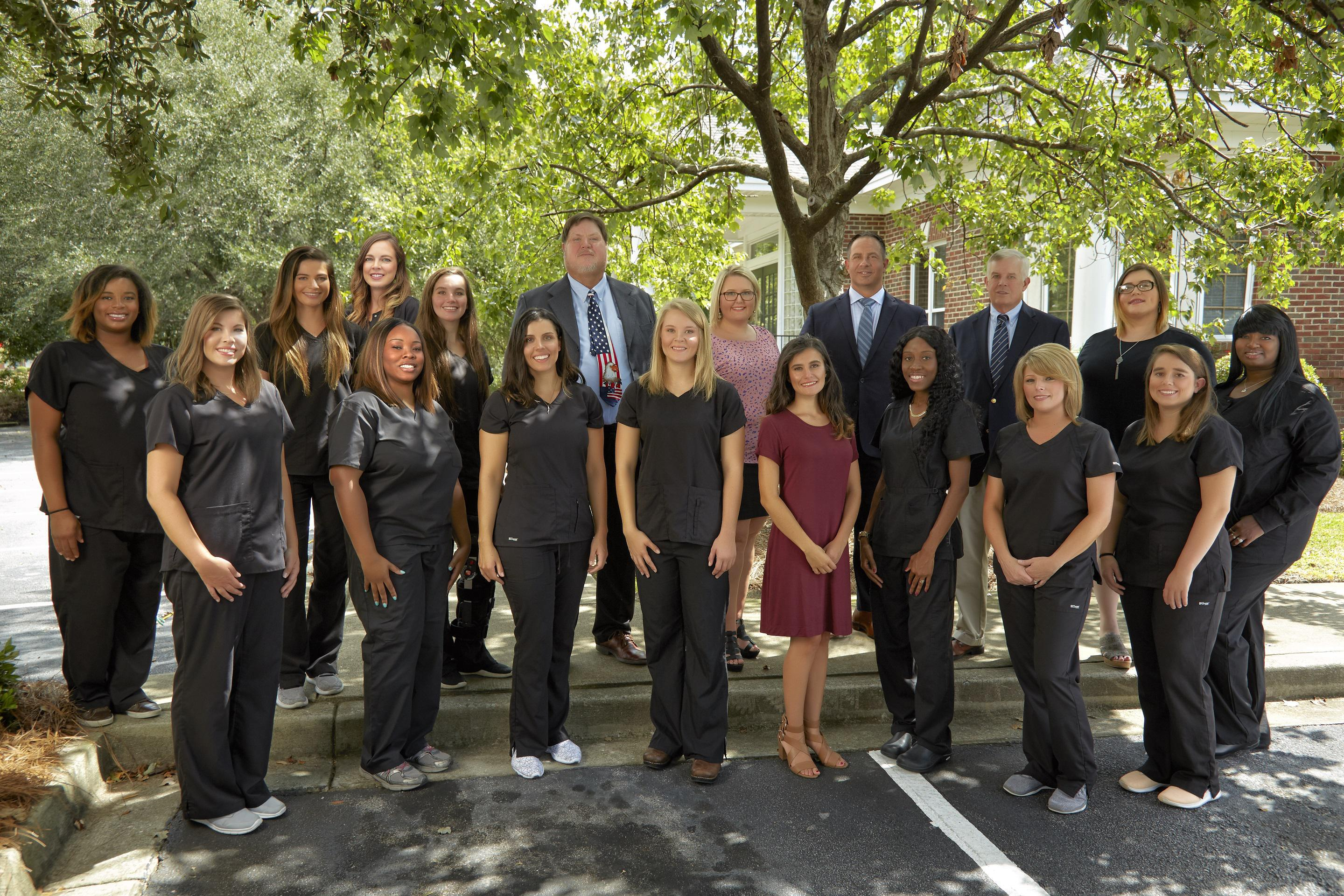 Wesmark Family Dentistry Staff