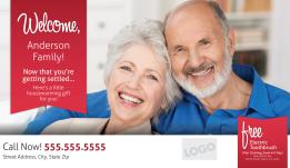 Dental Postcard Samples Set G – NM-G6