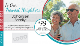 Marketing Postcards for Dentists Set I – NM-I2